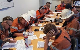 MBE Training conducts a variety of Workplace Health & Safety Training Courses onsite.